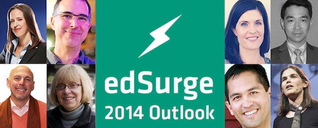 EdSurge 2014 Outlooks