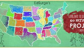 Going Back to School With the 2016 EdSurge Fifty States Project