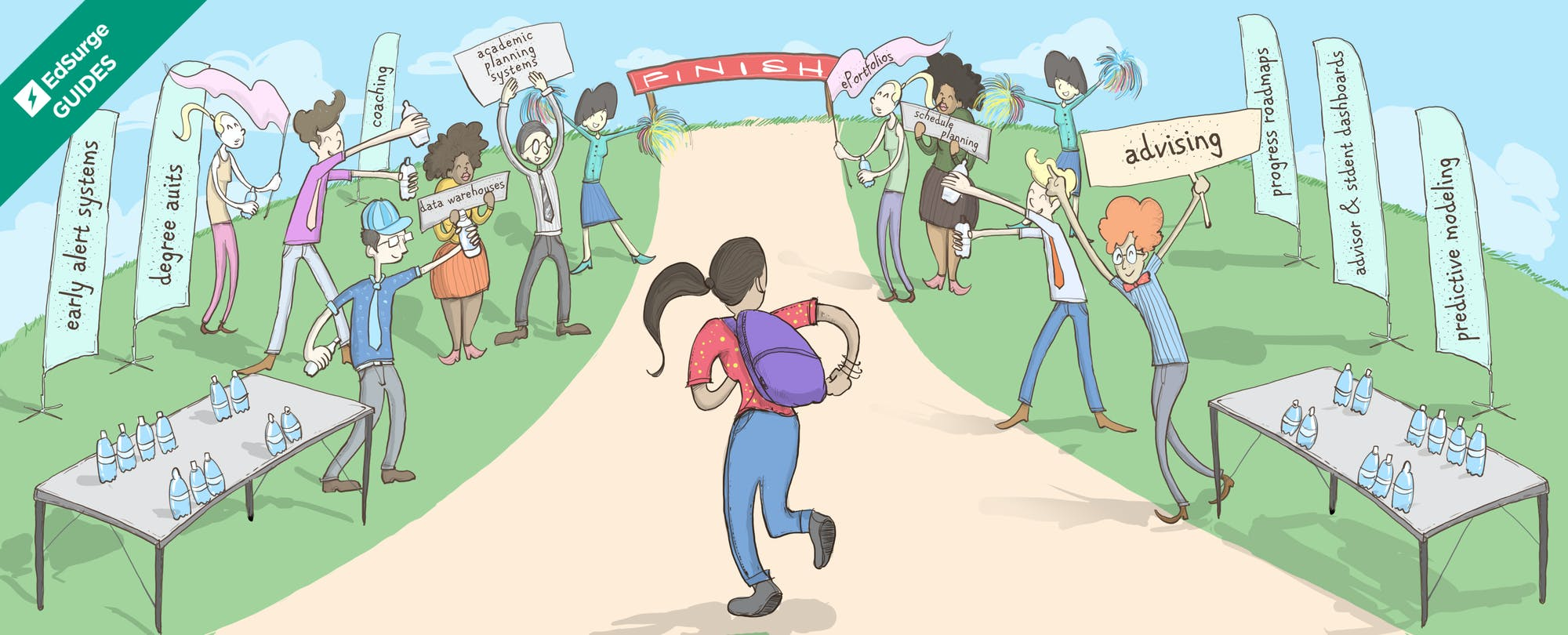 Crossing the Finish Line: Stories on Student Success and What Colleges Are Doing to Get There