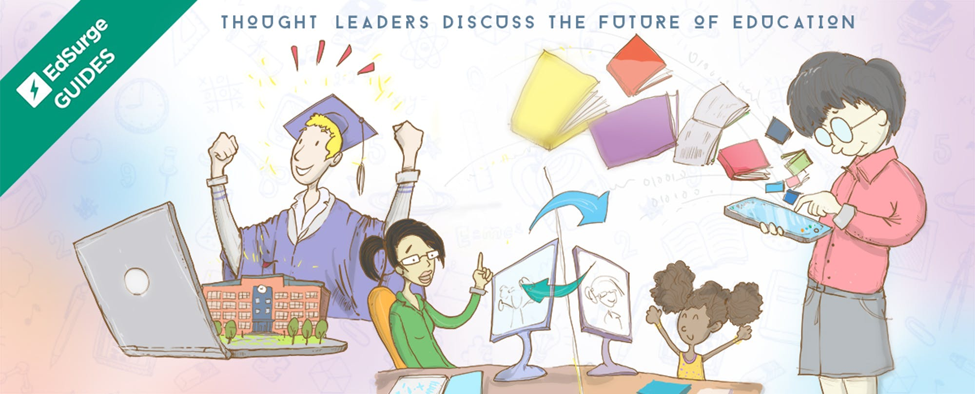 Thought Leaders Discuss The College (And Classroom) Of the Future
