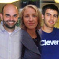 Jon Deane, Mira Browne & Dan Carroll