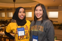 Students at the 2016 College Success Arizona Symposium. Photo Credit: College Success Arizona