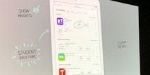 Apple Schoolwork presentation