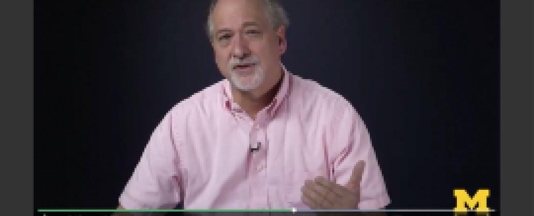 Charles Severance teaching