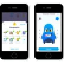 ClassDojo Beyond Schools screenshot: feedback points and customizable avatar