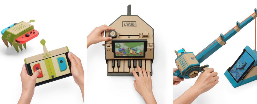 Nintendo Lab Creations