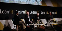 Learnit panel on AI in language learning