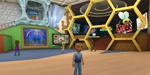 Math Wing in Age of Learning's Adventure Academy