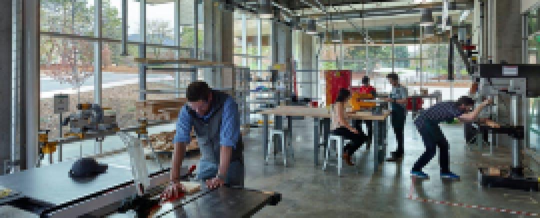 Lassonde Studios Makerspace
