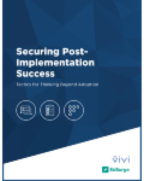 Securing Post-Implementation Success