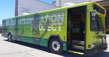 With the Help of Google and SF Muni, A Bus Sets Off to Serve City's High School Dropouts