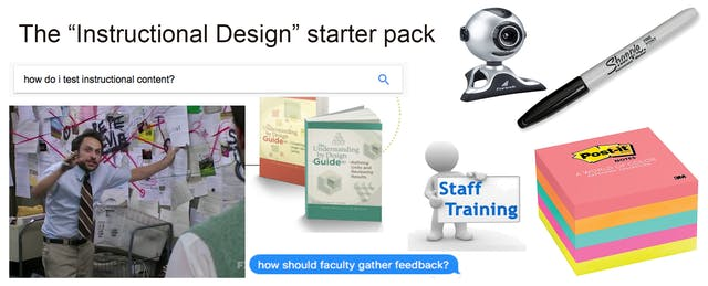 A Starter Kit For Instructional Designers Edsurge News