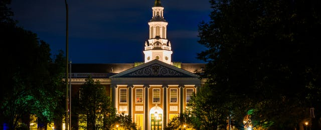 Digital Ivy: Harvard Business School's Next Online Program