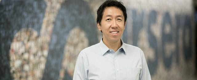 Andrew Ng, Co-Founder of Coursera, Returns to MOOC Teaching With New AI Course