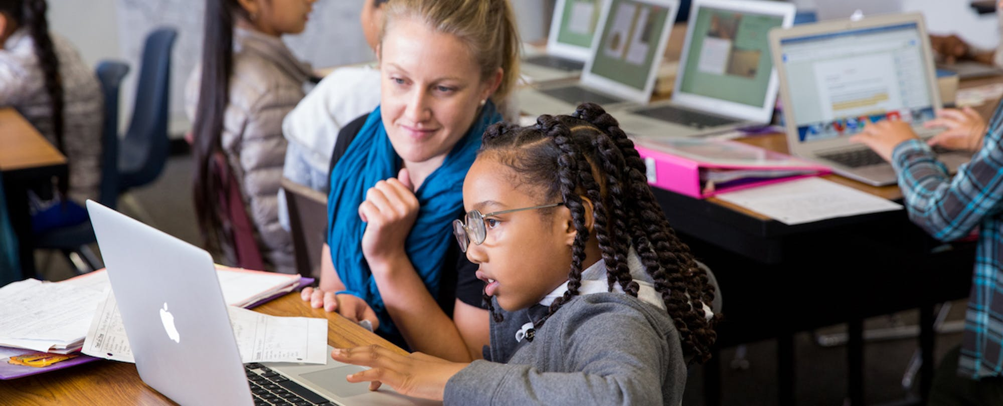 Early Learning Faces Obstacles and Inequities—Here's How Edtech Can Help