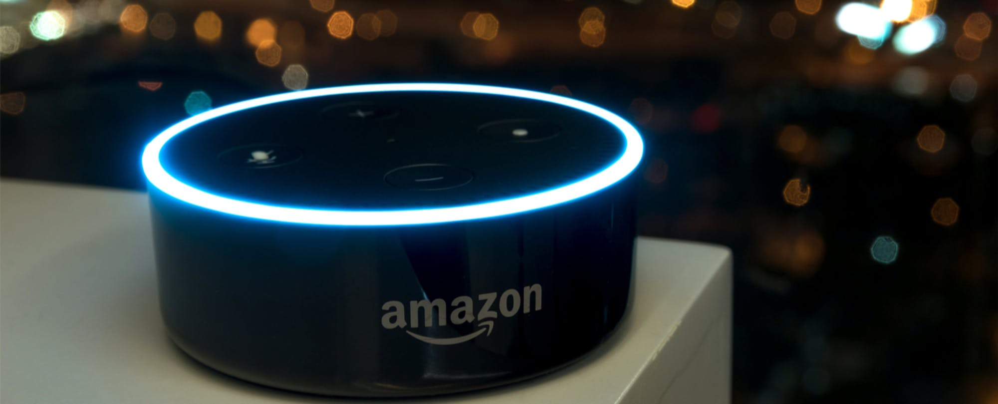 Amazon Pushes Echo Smart Speakers on Campus