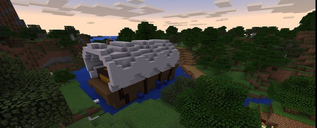 Minecraft's New Oregon Trail Experience Has Everything—Even the Dysentery
