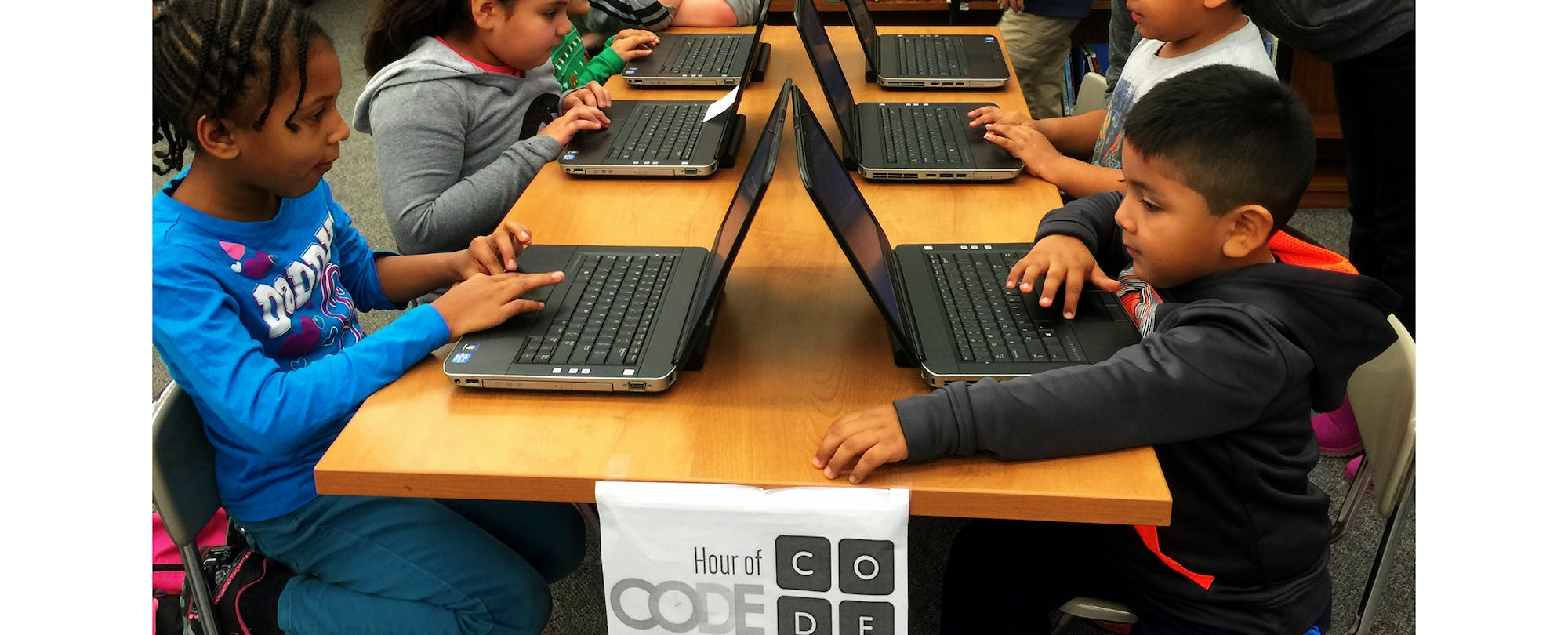 Google, Facebook, Amazon Among Tech Titans Committing $300 Million to K-12 Computer Science