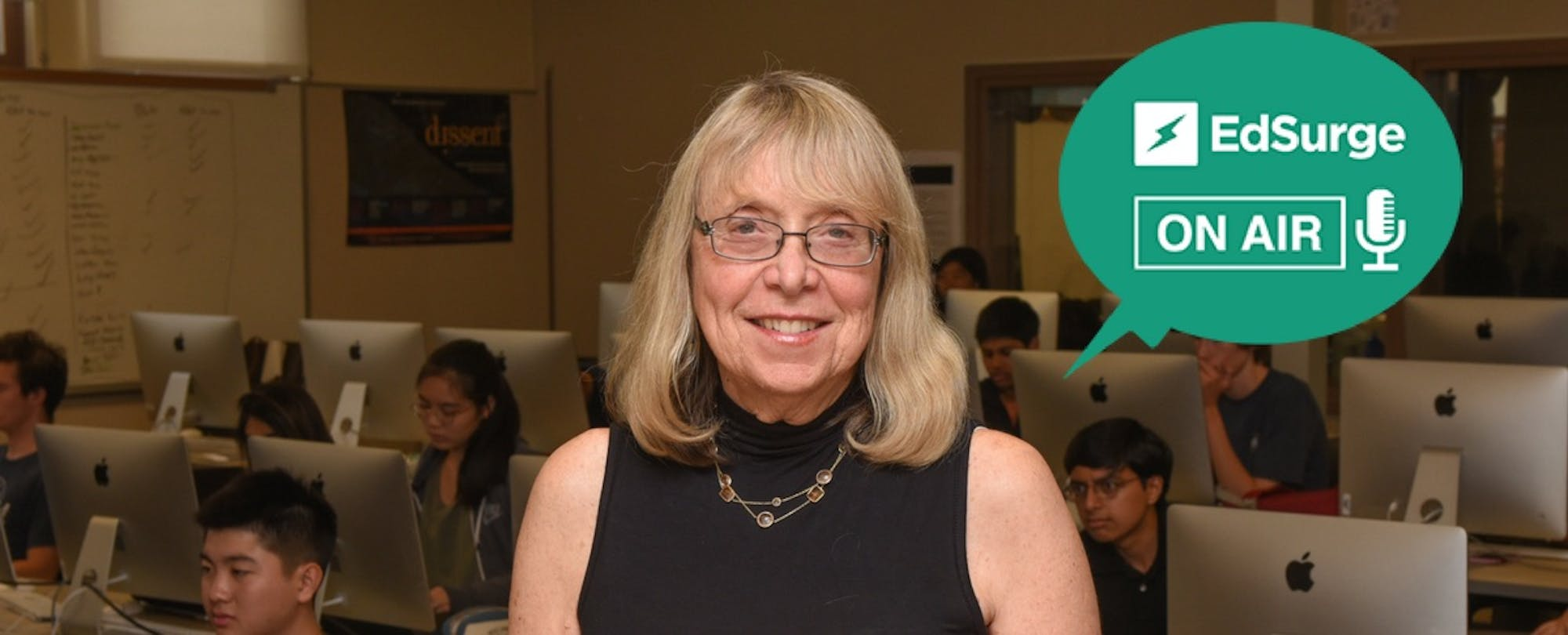 Facebook and Fake News: Esther Wojcicki On Teaching Digital Journalism in High School