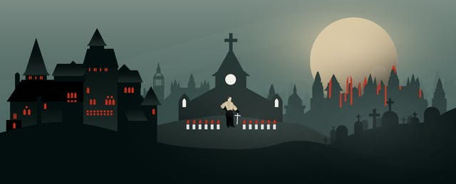 How One Master Educator Uses Visuals and Tech to Make Dracula a Must-Take Course