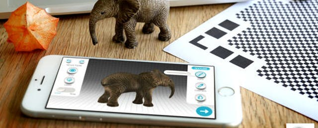 ​The 10 Best AR Apps for Classrooms Using Apple's New ARKit