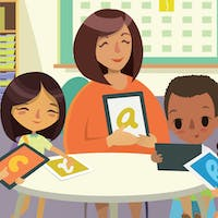 The Possibilities for Tech (and Screentime) in the Preschool Classroom