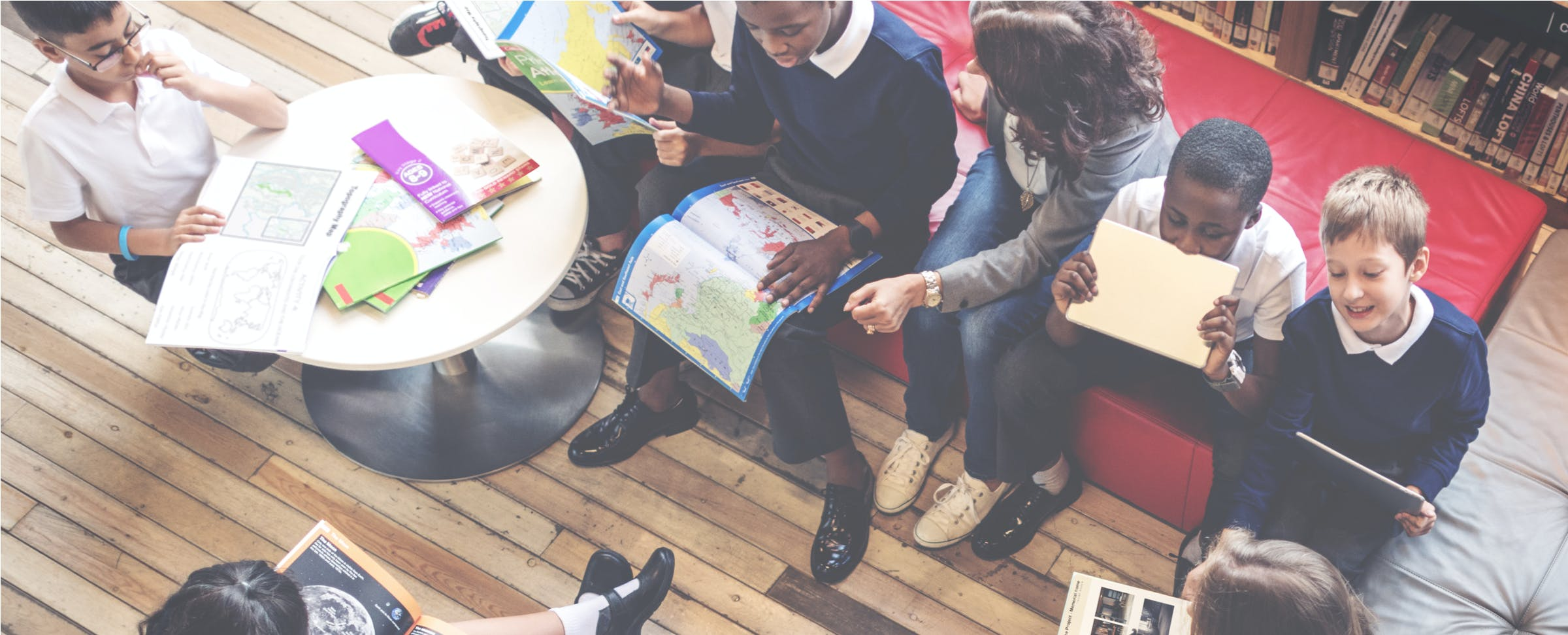 How Furniture And Flexible Seating Is Turning Classroom Design Into