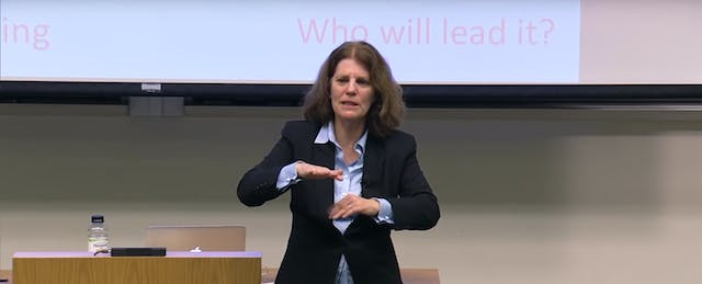 Amazon Taps Stanford Professor, Candace Thille to Lead Internal Professional Learning