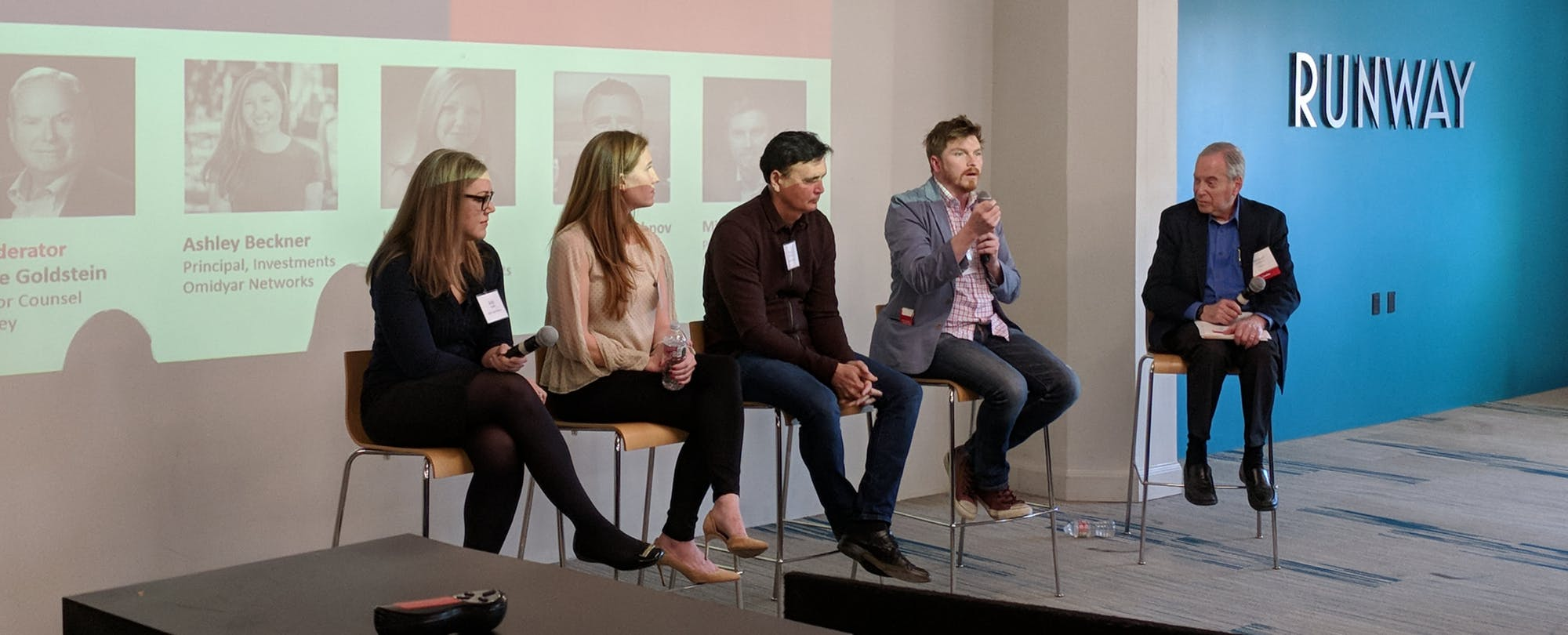 Big Names, Brash Claims at SF Edtech Industry Pitch Event
