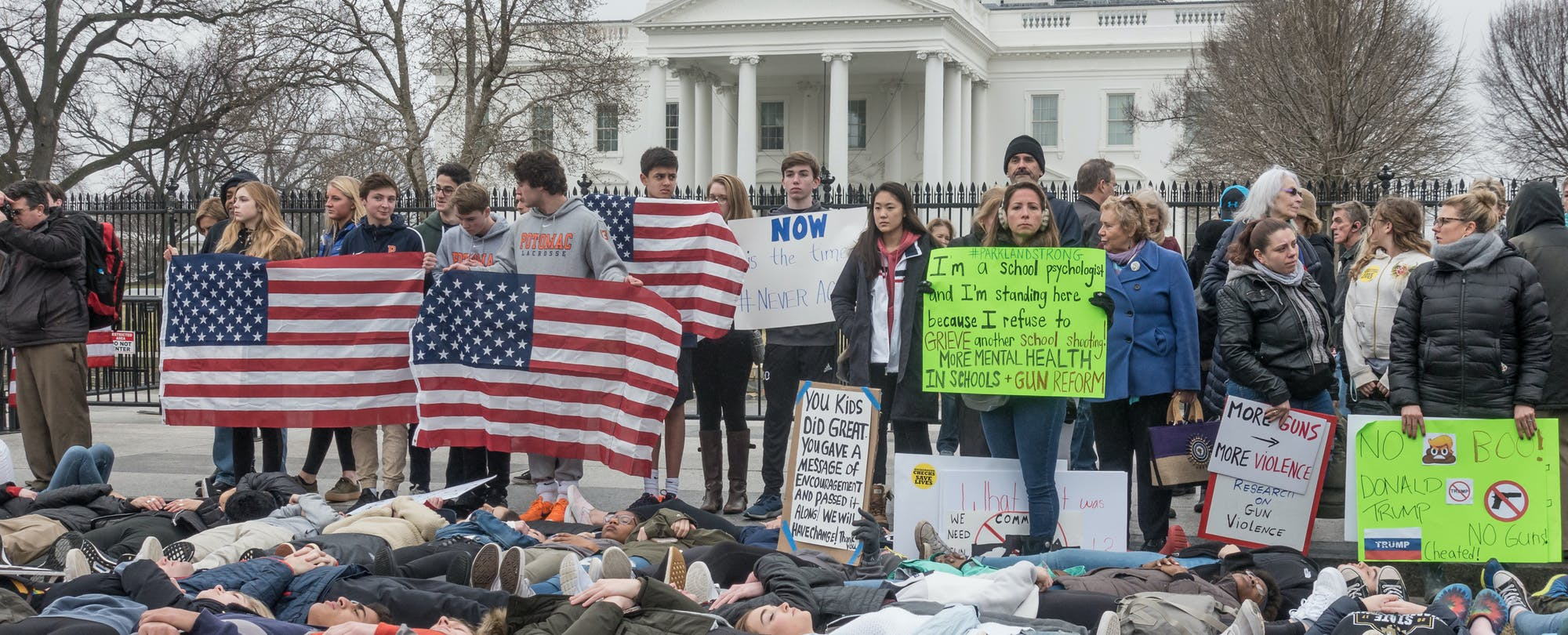 #NeverAgain: A Call to Action on Gun Violence From Education Leaders