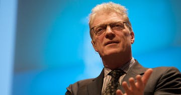 Sir Ken Robinson's Next Act: You Are the System and You Can Change Education