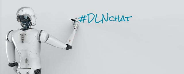 How Could Artificial Intelligence Shape the Future of Higher Education? #DLNchat