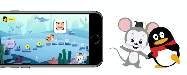 ABCmouse Creator, Age of Learning Taps Tencent to Lead Its