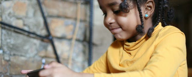 Streaming Platforms Show Promise—And Risks—For Developing Literacy In Preschoolers