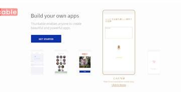 Thunkable Launches Cross-Platform App Maker That Lets Kids Drag, Drop and Build