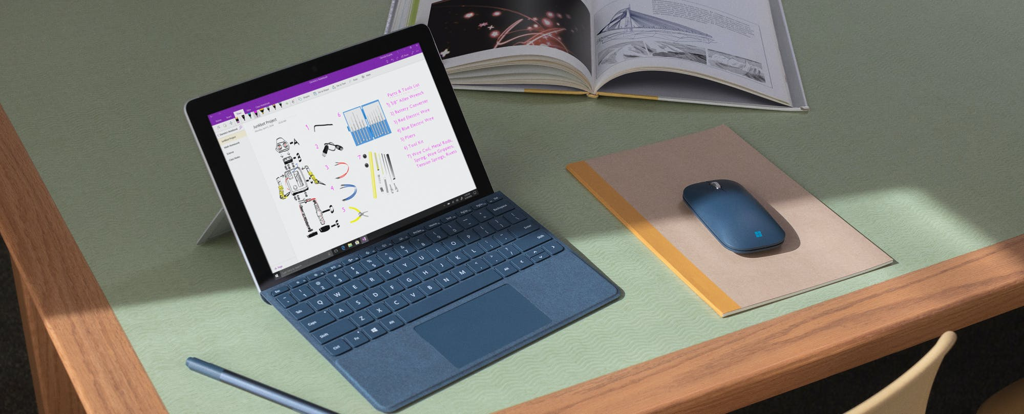 Microsoft Hopes to Revive Its Education Tablet Efforts With the New $399 Surface Go