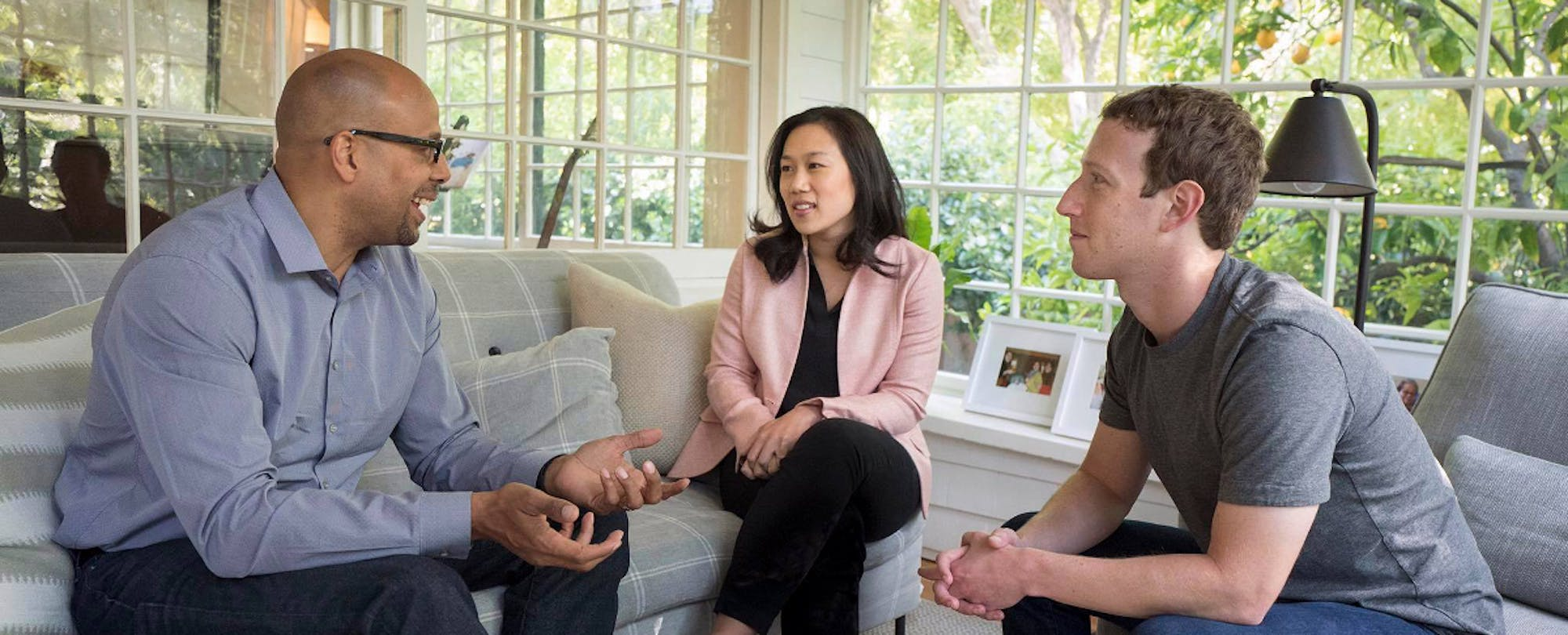 Jim Shelton to Leave Chan Zuckerberg Initiative