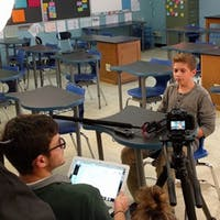 Why This Student-Run YouTube Club Is About More Than Making Videos