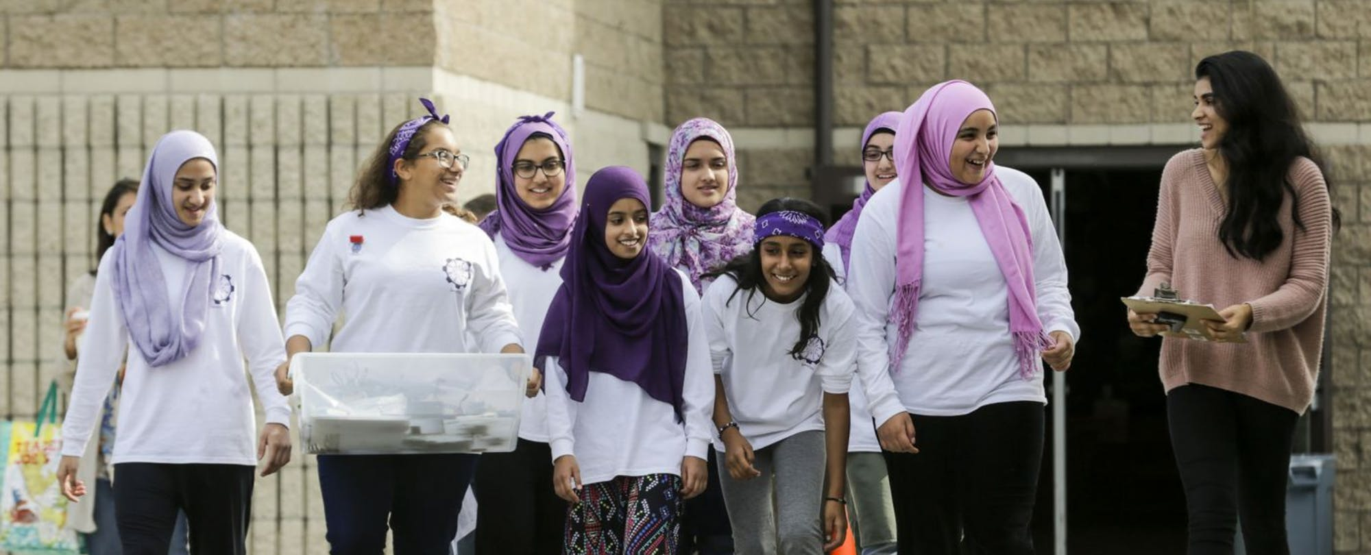 How a Stereotype-Smashing Teen Founded the First All-Girl Muslim Robotics Team