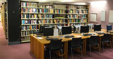 Libraries Are Often Missing From 'Student Success' Initiatives. Researchers Are Asking How to Change That.