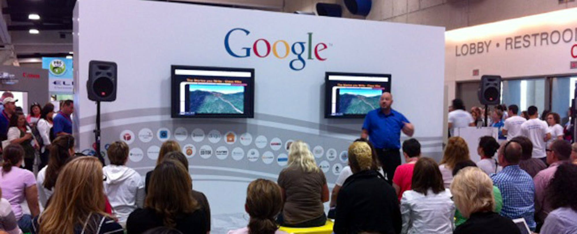 Education techology teachers take charge at ISTE12