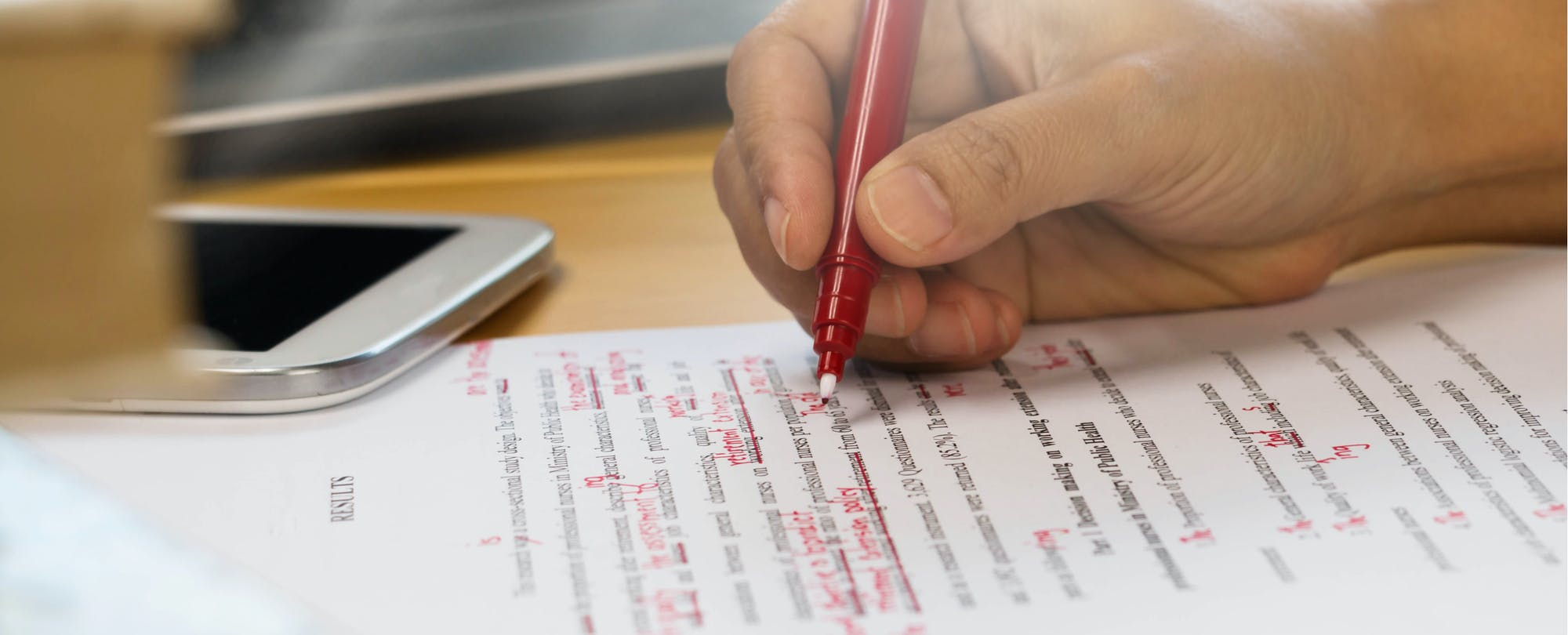 Application Essays Can Help Students Get Into College. Could They Also Predict Their Success?