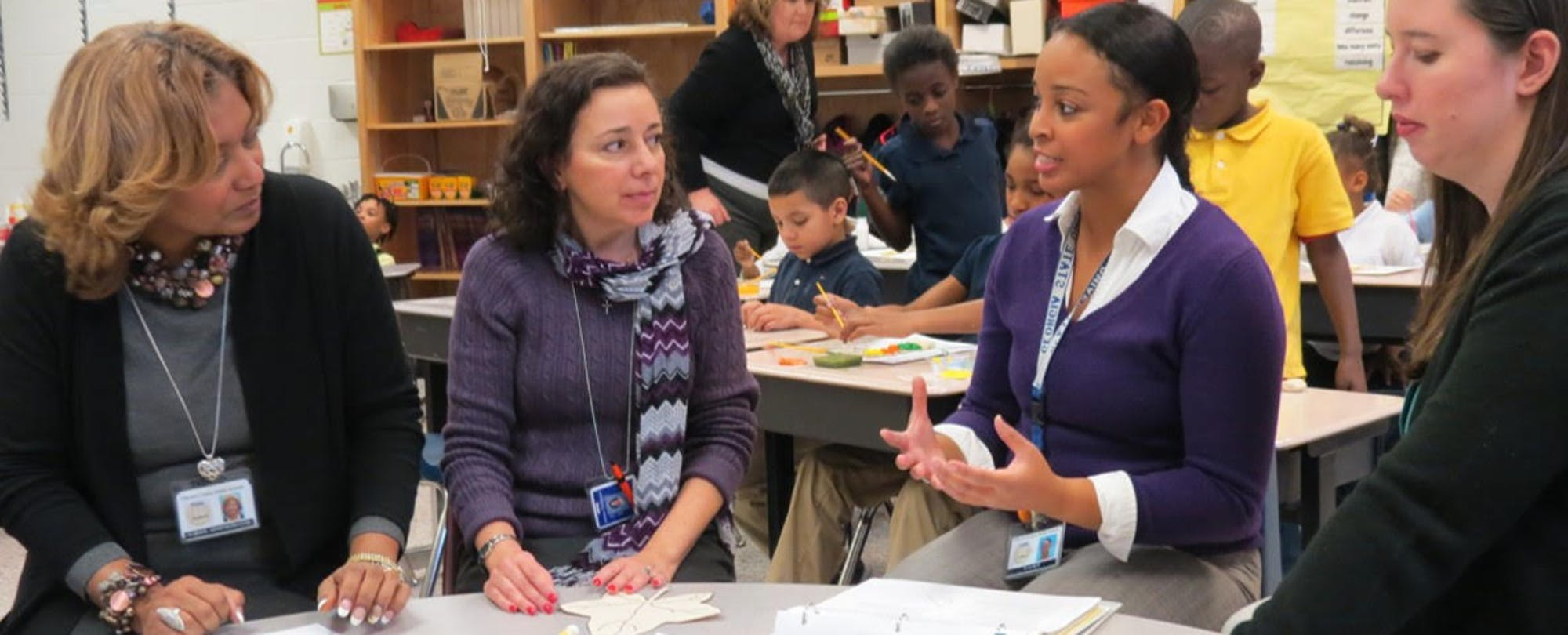 For Teachers, a STEAM Workshop Where Arts Are Key