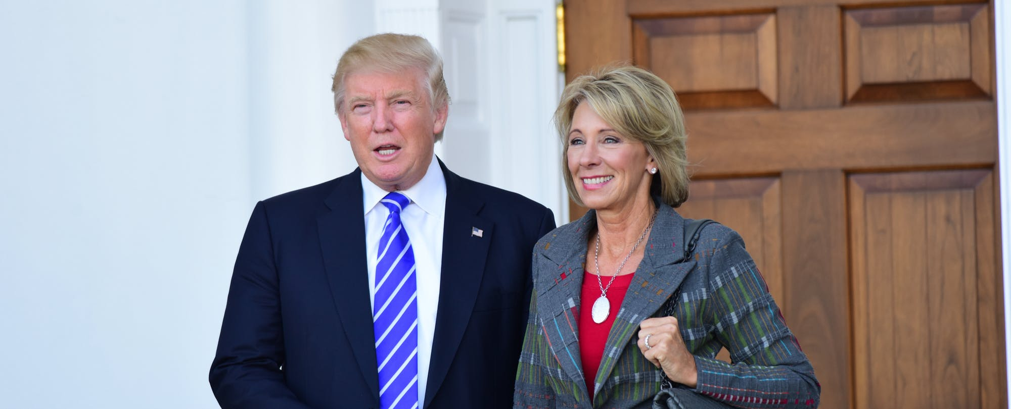 Opinion: With the Fox in the Henhouse, Betsy DeVos's Ed Department Is Hurting Low-Income College Students