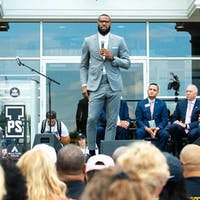 LeBron James' College Promise Starts Long Before Tuition Fees Are Waived