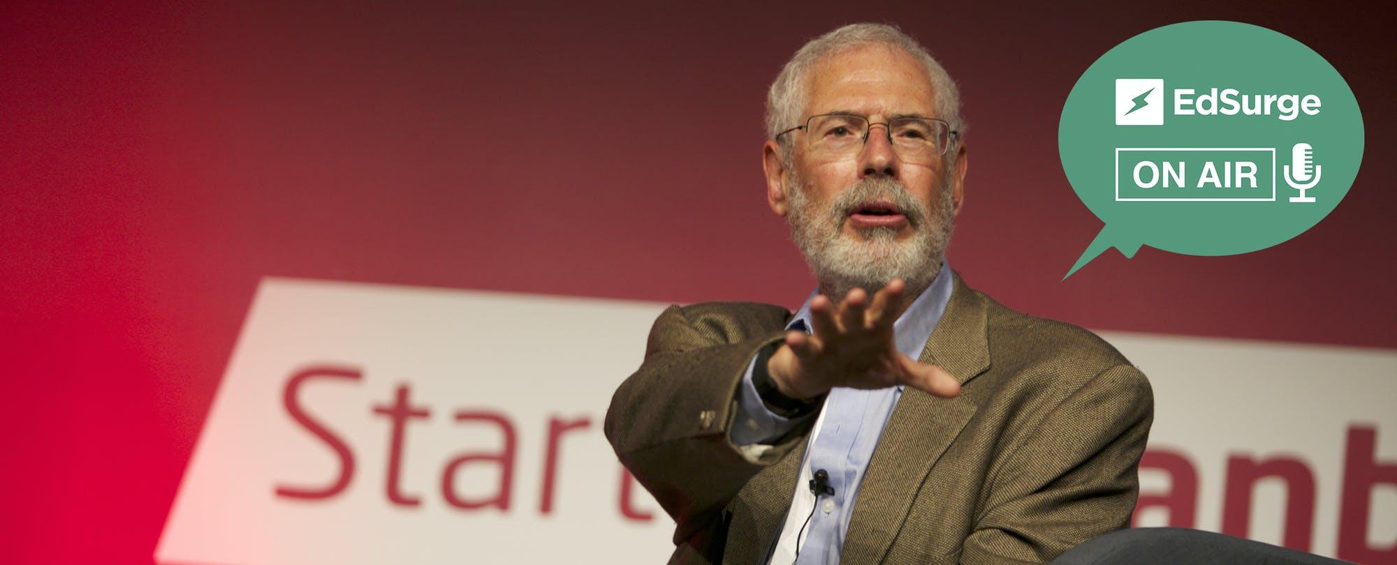 Is Running a Company Like Leading a Classroom? Steve Blank on Entrepreneurship and Education