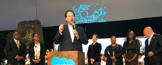 Nonprofit Arm of Salesforce Donates $15.5 Million to San Francisco and Oakland Schools