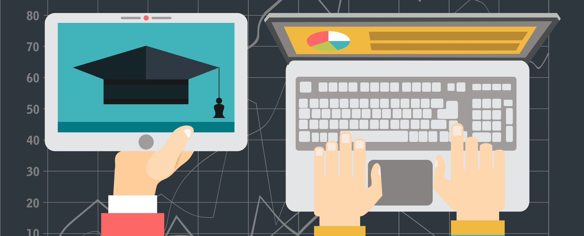 6 Tips for How to Build an Online College Degree from Scratch #DLNchat