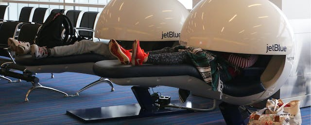 Sleep Pod Companies Want to Disrupt Naps on Campus