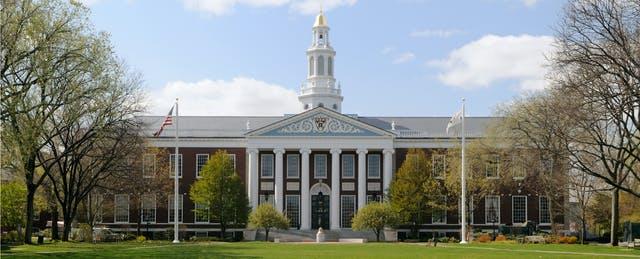 What's an HBX Again? Nevermind  Harvard Business School